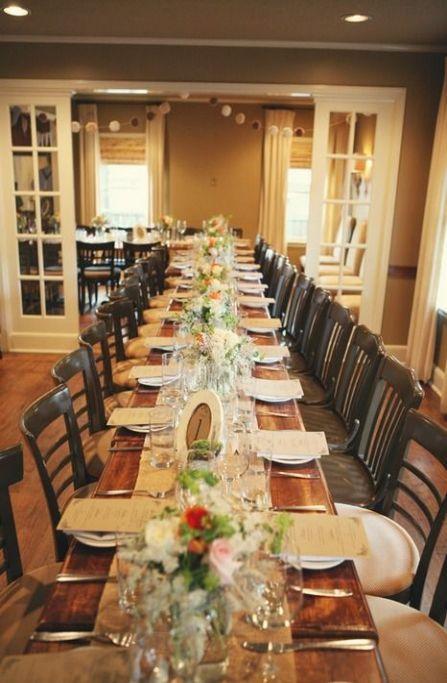 21 Trendy Wedding Reception Indoor Small Wedding Reception At