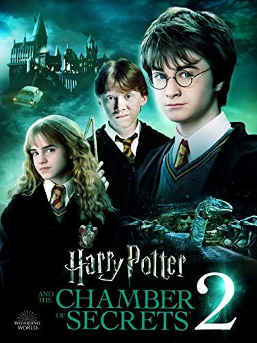 Harry Potter And The Chamber Of Secrets Prime Video Daniel Radcliffe Https Www Amazon Peliculas De Harry Potter Fotos De Harry Potter Poster De Peliculas