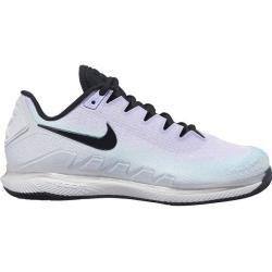 Nike Damen Tennisschuhe Wmns Air Zoom Vapor X Knit Grosse 38 In Pure Platinum Black Purple Agate Gr Agate Air Damen Gr In 2020 Nike Women Nike Womens Tennis Shoes