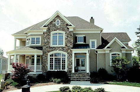 House Plan 85511   Farmhouse  Traditional    Plan with 4528 Sq. Ft., 4 Bedrooms, 4 Bathrooms, 3 Car Garage