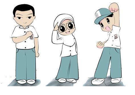 20+ Ide Wallpaper Animasi Anak Sekolah Keren - Nico Nickoo