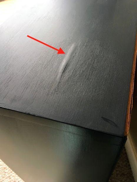 How To Remove A Bubble In Wood Veneer Wood Veneer Restore Wood Furniture Wood Repair