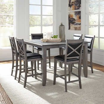 21+ Counter Height Dining Table With Stools Pictures