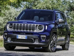 Jeep Renegade Ganha Leve Reestilizacao Motor Turbo E Luxo So