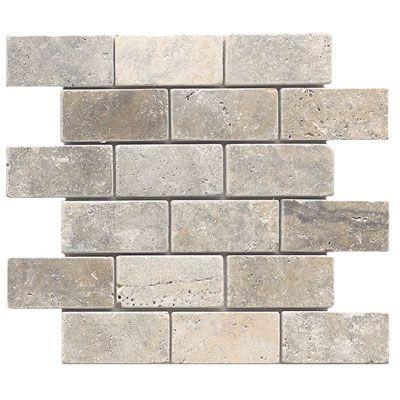 Find Superior Quality Interceramic Tile Stone Like Turkish Travertine Mosaic 2 X Travertine Backsplash Kitchen Brick Backsplash Kitchen Travertine Backsplash