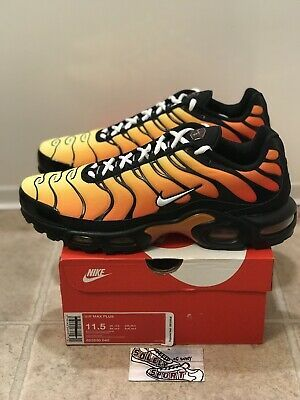 Ebay Sponsored New Nike Air Max Plus Og Tn Tiger Sunset Orange