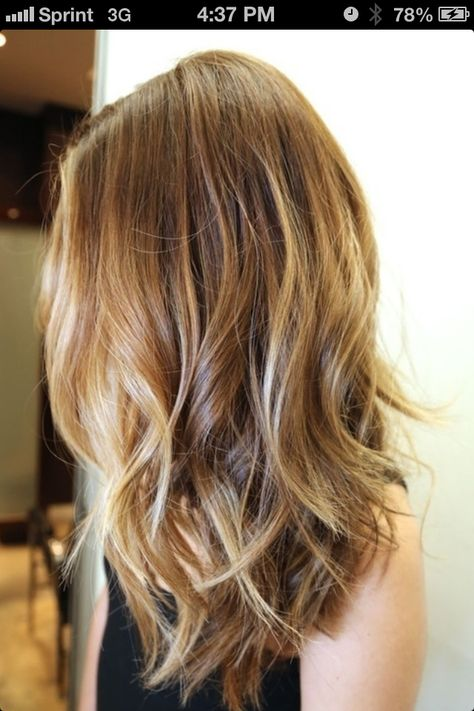 New hair project! Love the color and its happening STAT <3