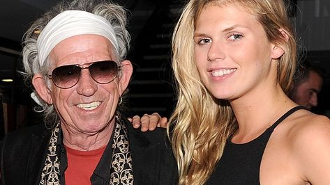 Keith Richards throws wild party for daughter Alexandras wedding: report Keith Richardsthrew a wild bash this weekend as his daughter Alexandra tied the knot with Jacques Naude.