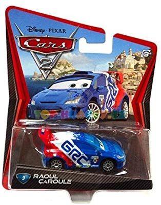 Raoul Caroule Disney Pixar Disney Pixar Cars Voitures Disney