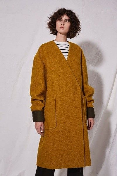 Boucle Overcoat - Crazy Winter Coats You Need to Spice Up Your Wardrobe This Winter - Photos