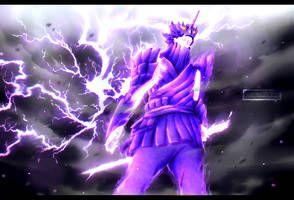 Naruto Chapter 696 Susanoo S Indra Mode By Kortrex Wallpaper Naruto Shippuden Naruto Naruto The Movie