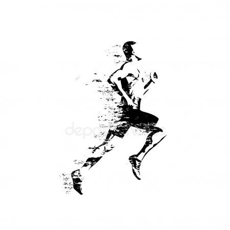 Image by Shutterstock Grungy Basketball Player Icon Men/'s Tee