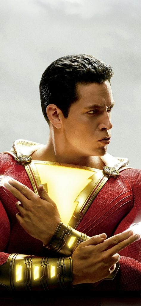 Shazam Superhero Movie Wallpapers | hdqwalls.com