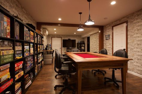 Image Result For Tabletop Gaming Room Game Room Decor Board