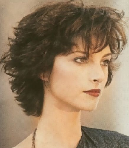 hairstyles for women over 50 | Short curly hair styles for women over 50 pictures 2