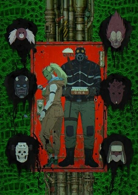 Dorohedoro Gets New Trailer, Staff, & Cast Members | Anime, L ...