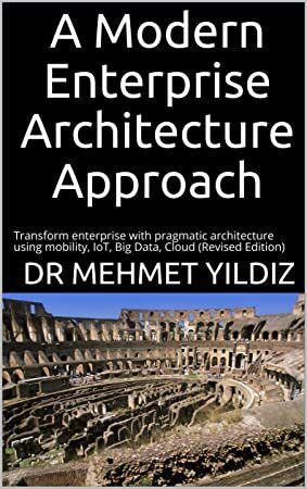 Get Book A Modern Enterprise Architecture Approach Transform