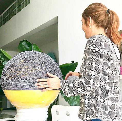 EarthDay ¡Crea tus propias lámparas con materiales reciclables! - MyKingList.com