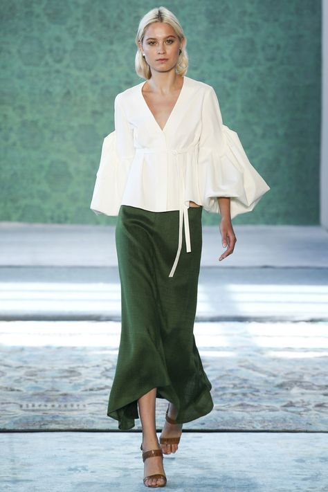 Hellessy Spring 2017 Ready-to-Wear collection.   @andwhatelse