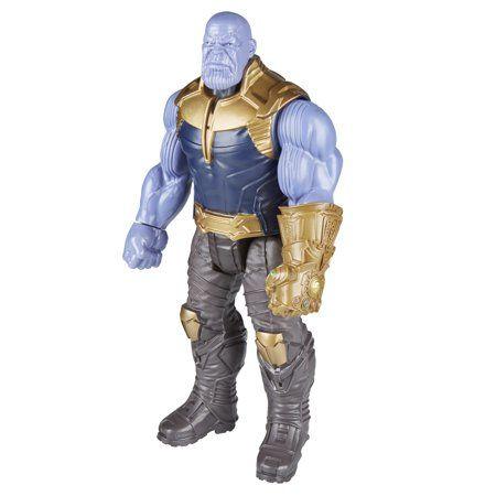 "Thanos Marvel Avengers Infinity War Titan Héros Series Action 12 /""Figurine Jouet"