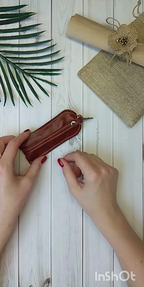 Leather key holder products - key holder for men - key cases ideas - key pouch leather -  key pouch