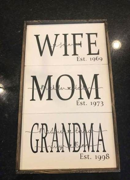 New Birthday Gifts Mother In Law Life Ideas Mother Birthday Gifts Birthday Presents For Grandma Birthday Presents For Mom