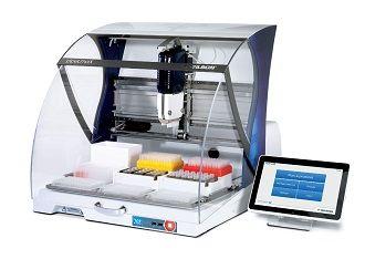 ラボオートメーション 分注装置 ベンチトップ前処理システム Pipetmax 和研薬株式会社 Wakenyaku Co Ltd オートメーション ラボ ベンチ