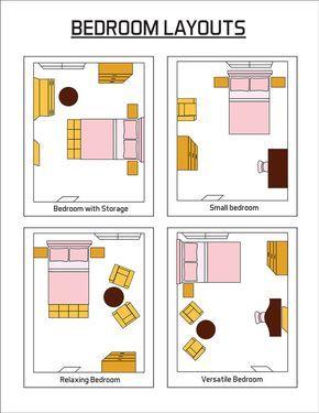 Bedroom Layout Ideas Design Pictures Bedroom Arrangement Small Room Bedroom Master Bedroom Layout