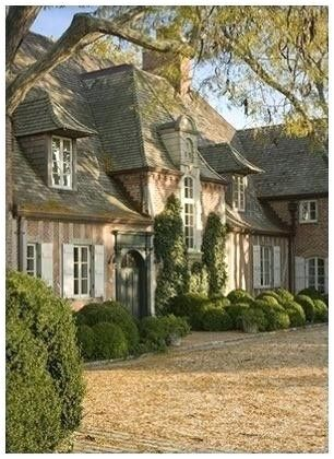 European Country House Plans House Exterior French Country House French House