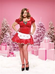 Naughty List Vixen Costume by Leg Avenue