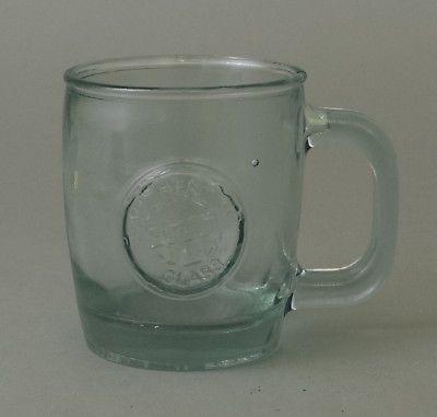 Starbucks Authentic 100 Recycled Glass Coffee Mug Made In Spain Mugs