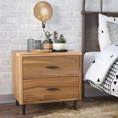 rustic furniture cabin furniture Night stands bedroom furniture end tables