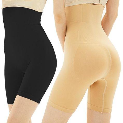 Control Pants Butt Lifter with Tummy Control Panties Ass Hight Waist Slim Body Shaper Wear Waist Trainer Corsets