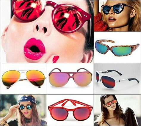 We love these hot sunglasses trends for 2013