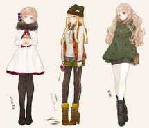 Anime Guy Fashion