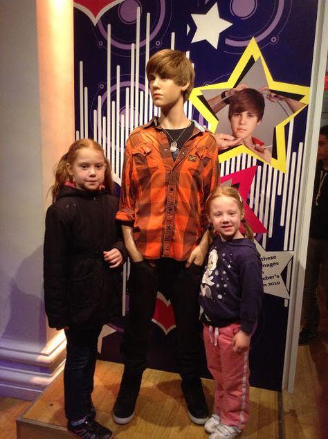 Justin Bieber At Madame Tussauds London Madame Tussauds Madame Tussauds London
