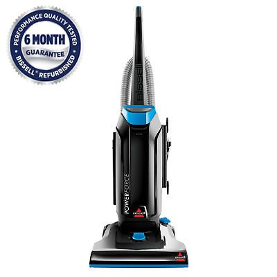 Details About Bissell Powerforce Bagged Upright Vacuum Cleaner 1739r Refurbished Vacuum Cleaner Upright Vacuums Upright Vacuum Cleaner