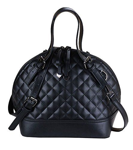 Lady Cool Women s Genuine Leather Plaid Handbag Shell Handbag Material genuine  leather Size 25cm 17cm 24cm Internal structure interior slot pocket,cell ... 2e47b1aa4c