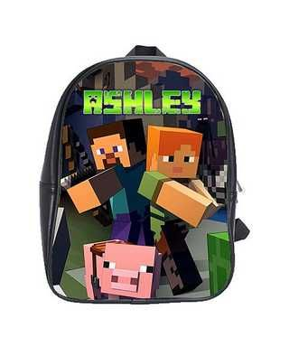 Greatest Gift & Collectibles Shop - Minecraft Backpack Kids