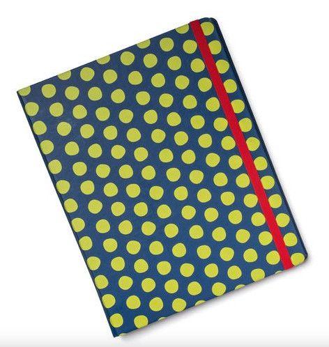 Caderno Refil Que Tem Um Sistema De Folhas Intercambiaveis Possui