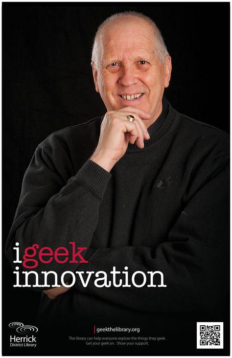 """""""i geek innovation"""""""