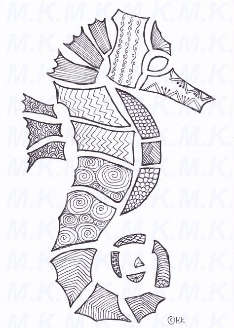 tintenfisch zum ausmalen  ausmalbilder