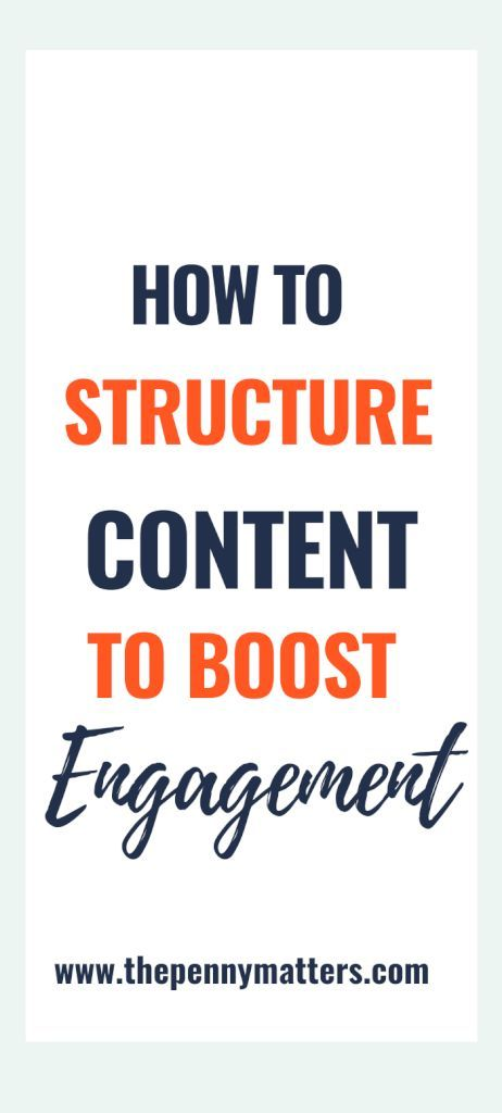 How to Structure a Perfect Blog Post to Boost Engagement and Shares