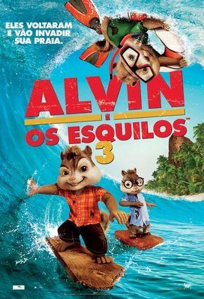 Alvin E Os Esquilos 3 Alvin E Os Esquilos 3 Alvin E Os Esquilos