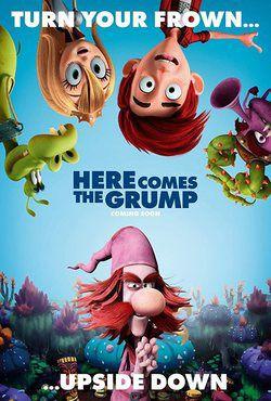 Here Comes The Grump Concept Art On Behance Filme Sehen Hindi Movies Filme