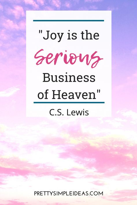 "7 Spiritual Growth Quotes You'll Want to Write Down including C.S. Lewis Quotes, Elisabeth Elliot quotes, and A.W. Tozer Quotes! ""Joy is the serious business of heaven"" is one of my favorites! Spiritual growth devotions for women. Spiritual growth bible study topics. Christian quotes. Bible study for women. Spiritual growth Christian quotes. Christian books for women. C.S. Lewis quotes inspiration #spiritualgrowthquotes #Spiritualgrowthbooks #christianquotes #faithquotes #Csquotes"