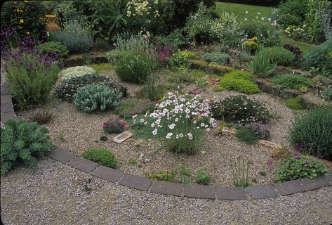 18 Dry Landscaping Ideas Outdoor Gardens Garden Design Backyard Landscaping