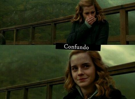 Hermione confundo | Harry potter, Harry, Hermione