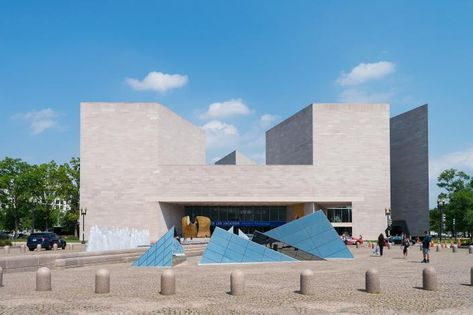 How I.M. Pei Brought Modern Architecture to the National