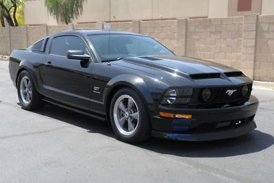 Ebay Mustang Gt Deluxe 2005 Ford Mustang Gt Supercharged